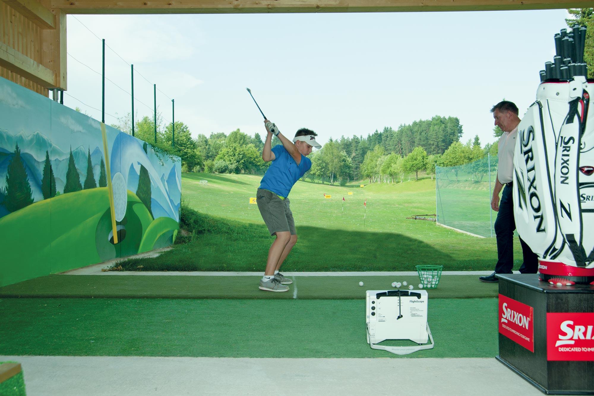 Golfschule Driving 4