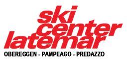 SKI CENTER LATEMAR GOLF CUP Logo Ski Center Latemar