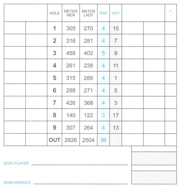 Score Scorecard1 9