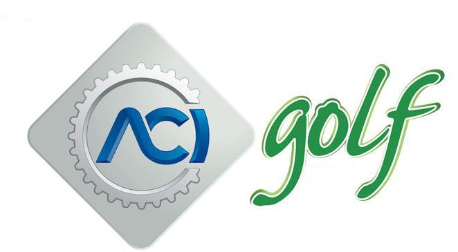 ACI GOLF 2021 Aci Golf Logo