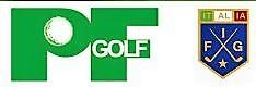 CAMPIONATO NAZIONALE A SQUADRE PF GOLF PF Golf Logo 2