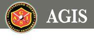 AGIS GOLF TROPHY AGIS Logo