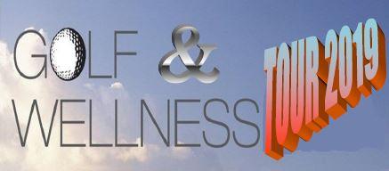 GOLF& WELLNESS TOUR 2019 Golf Wellness Logo