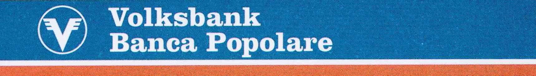 VOLKSBANK SENIOR DAY (13:00 - 14:00) Volksbank Logo