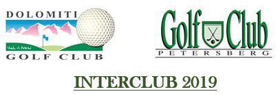 INTERCLUB GC PETERSBERG - GC DOLOMITI Interclub 2019