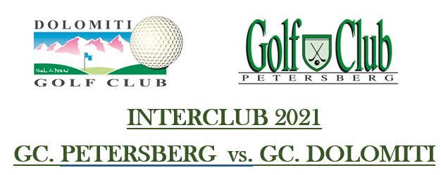 Interclub GC Petersberg / GC Dolomiti - im GC Petersberg Interclub 2021