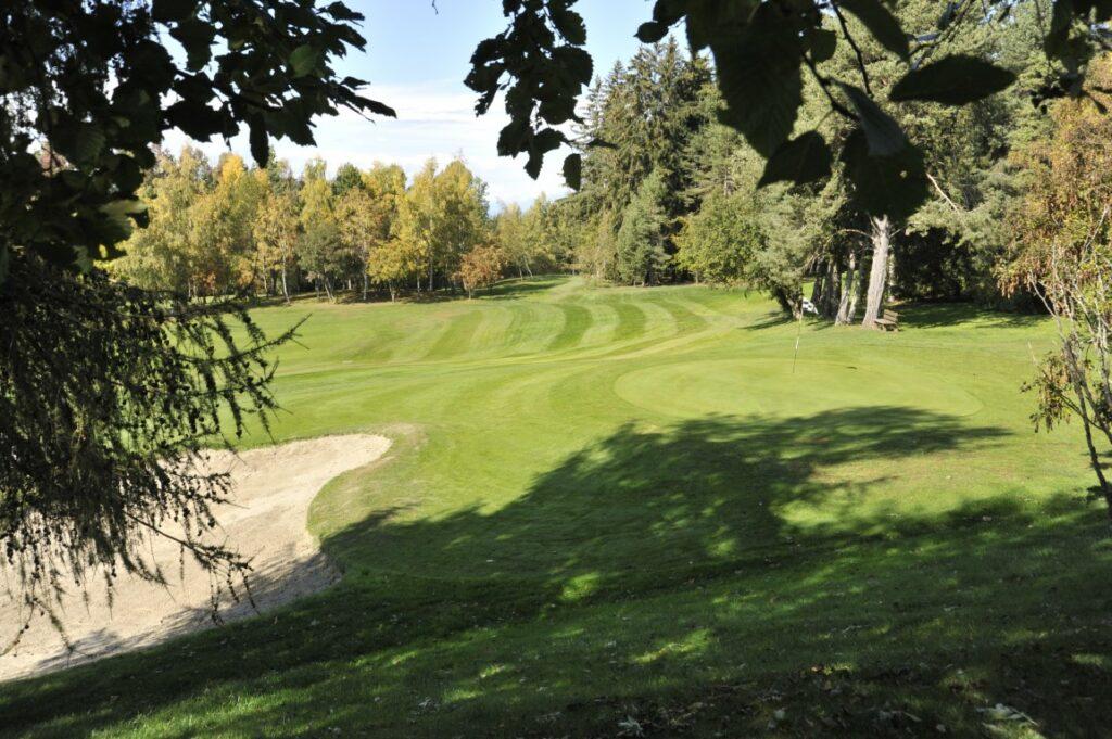 Golfclub Petersberg Chipping Green Mittel