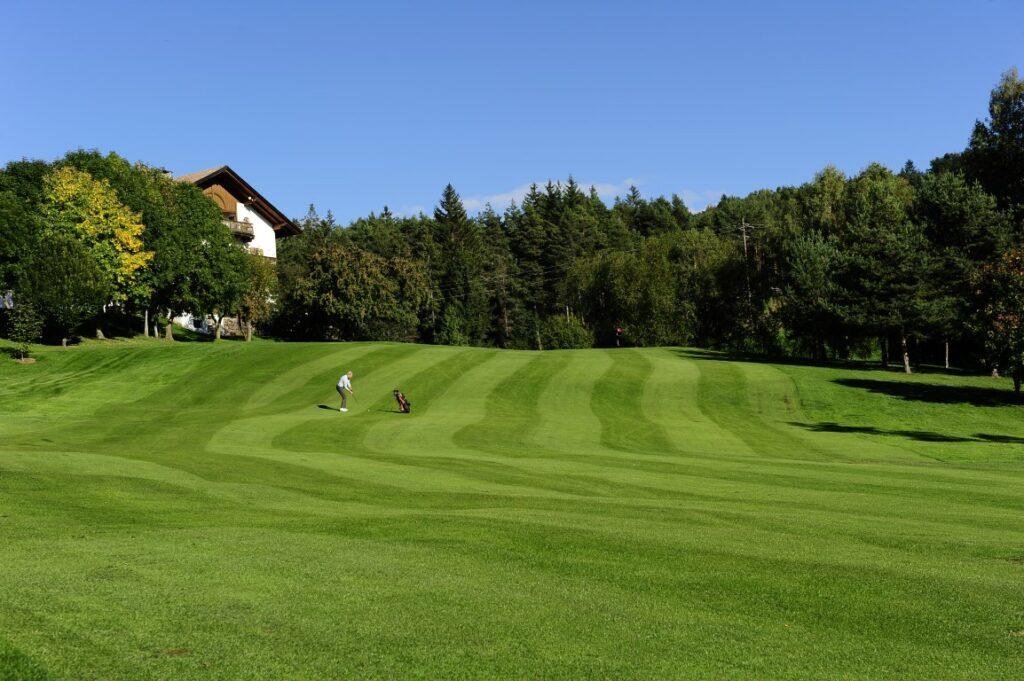 Golfclub Petersberg Fairway 9 Mittel