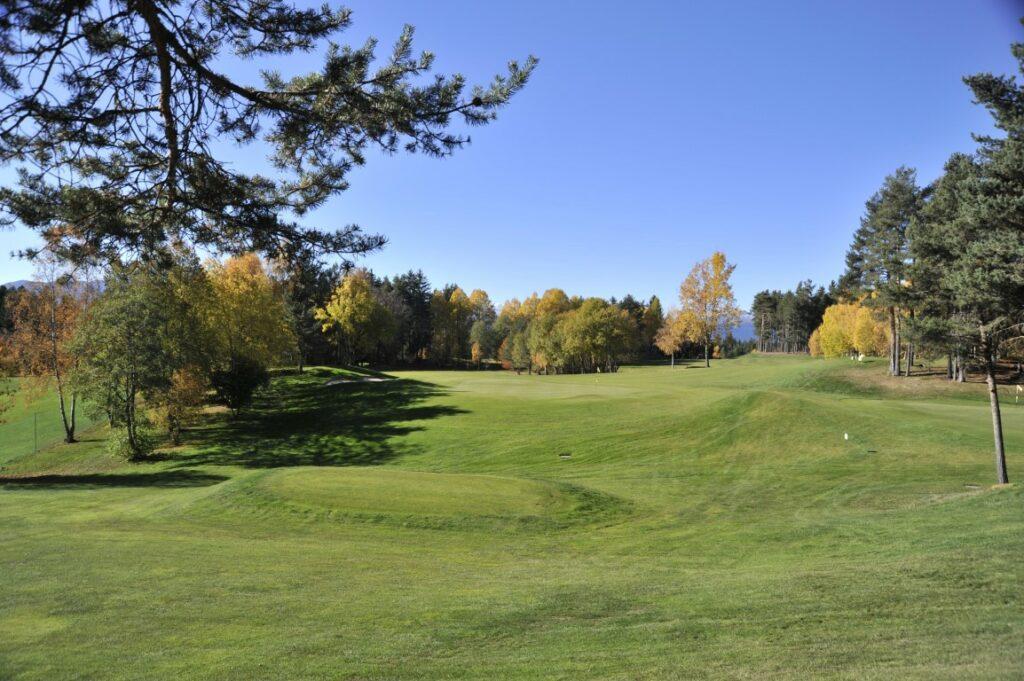 Golfclub Petersberg Green 1 2 Mittel