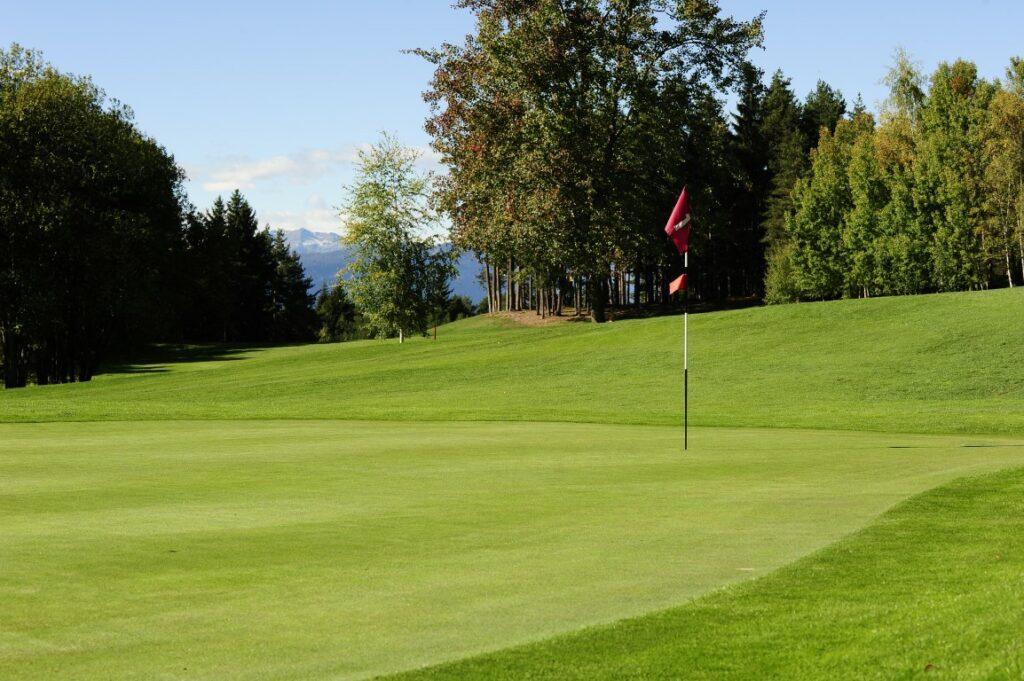 Golfclub Petersberg Green 1 3 Mittel