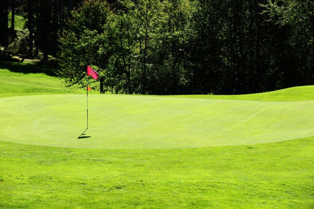 Golfclub Petersberg Green 1 Mittel 1