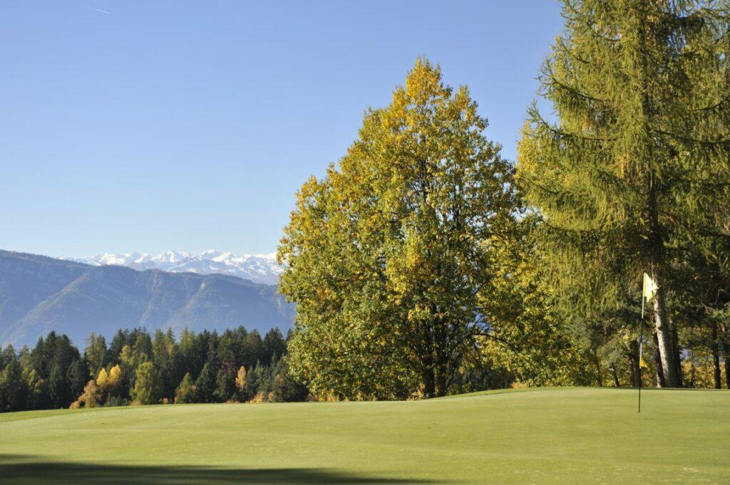 Golfclub Petersberg Green 10 Mittel