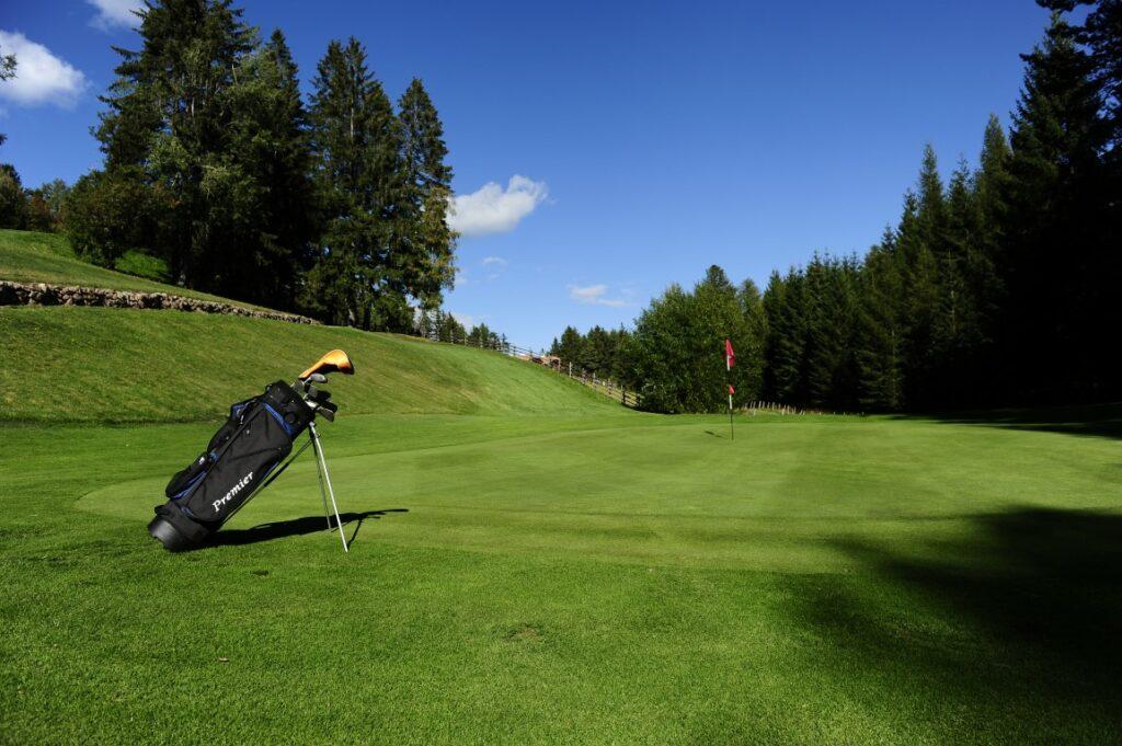 Golfclub Petersberg Green 14 Mittel