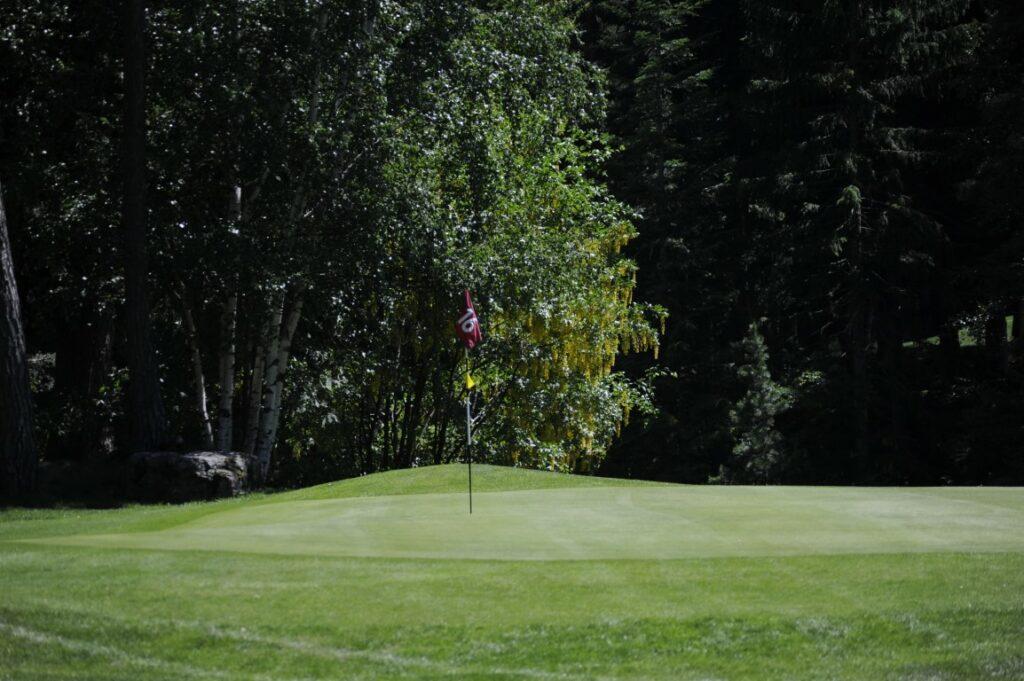 Golfclub Petersberg Green 16 2 Mittel
