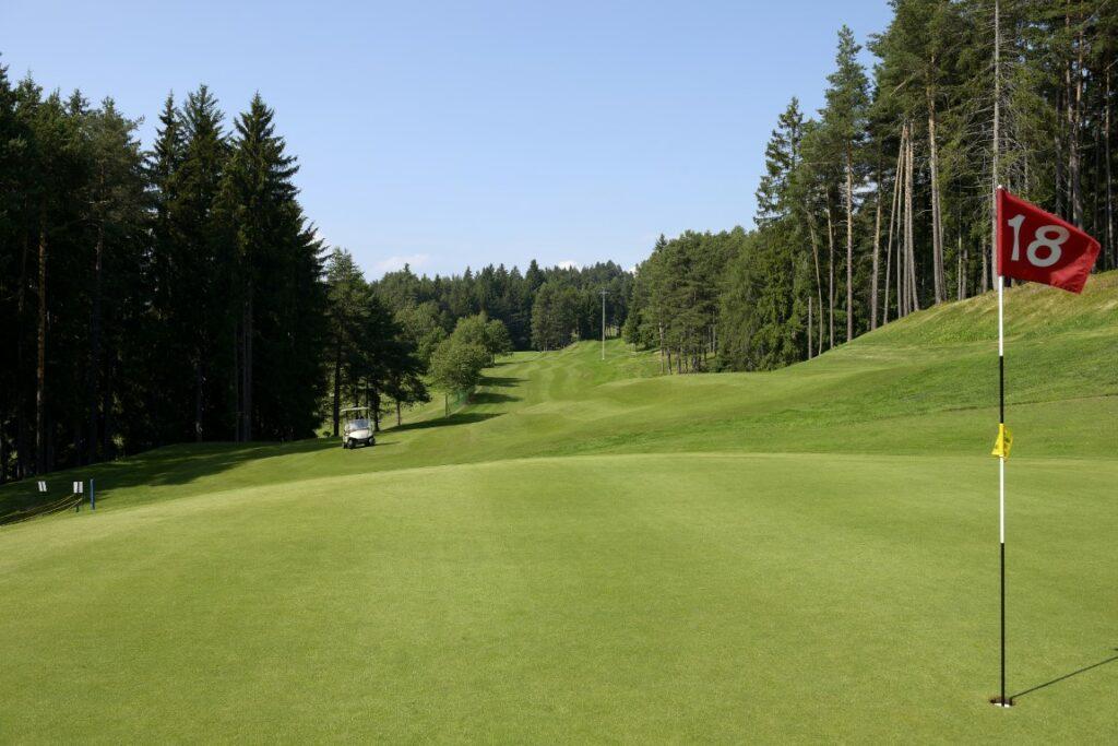 Golfclub Petersberg Green 18 Mittel