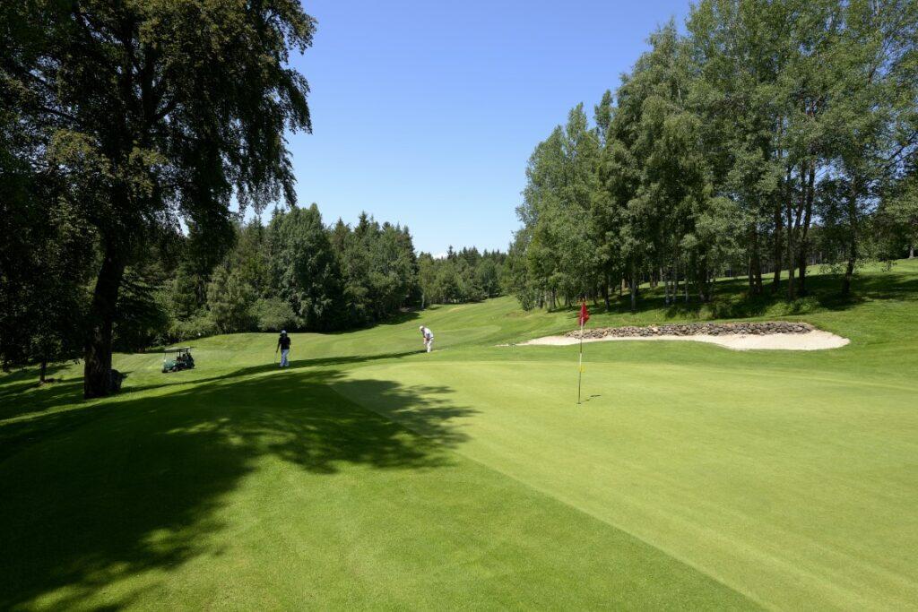 Golfclub Petersberg Green 3 Mittel