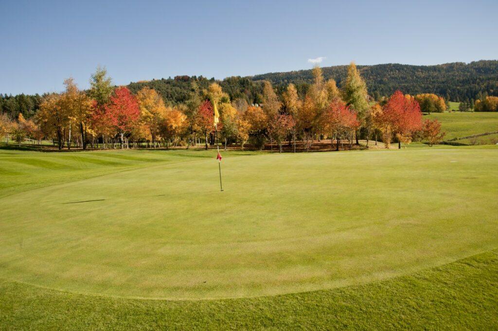 Golfclub Petersberg Green 7 Mittel