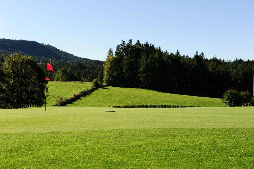 Golfclub Petersberg Green 8 2 Mittel
