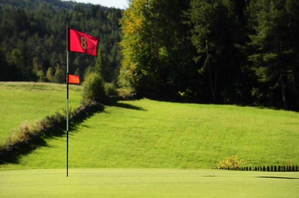 Golfclub Petersberg Green 8 3 Mittel