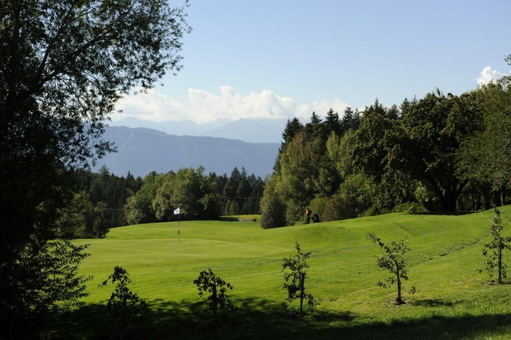 Golfclub Petersberg Green 9 Mittel