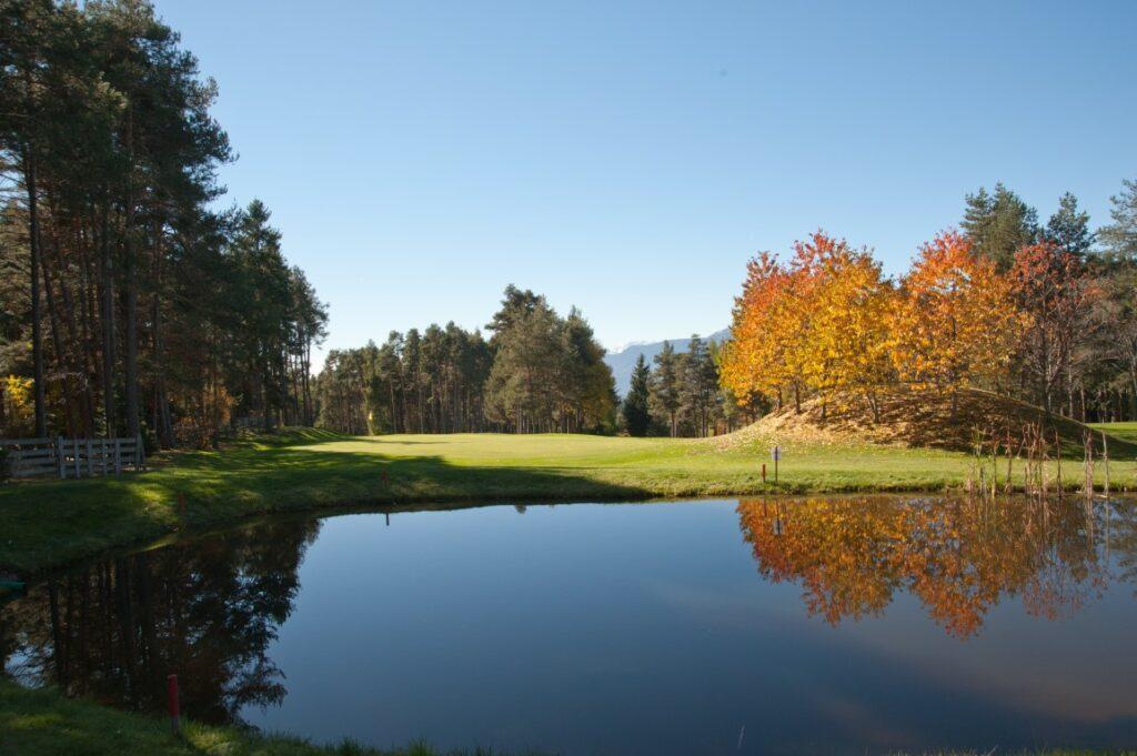 Golfclub Petersberg Hole 11 Mittel