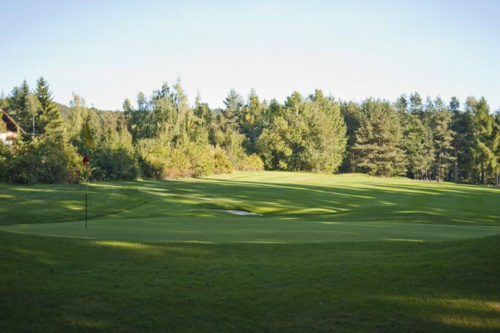 Golfclub Petersberg Hole 13 Mittel 1