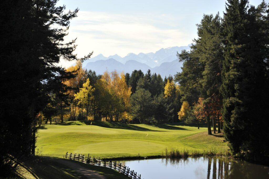 Golfclub Petersberg Hole 17 1 2 Mittel