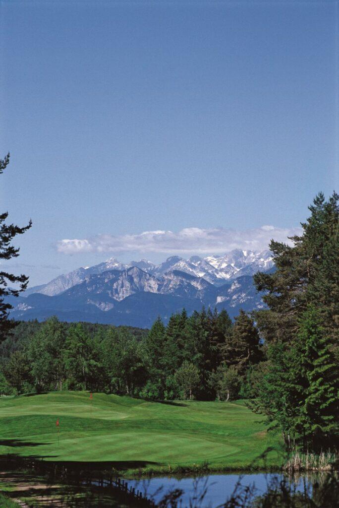Golfclub Petersberg Hole 17 1 Mittel
