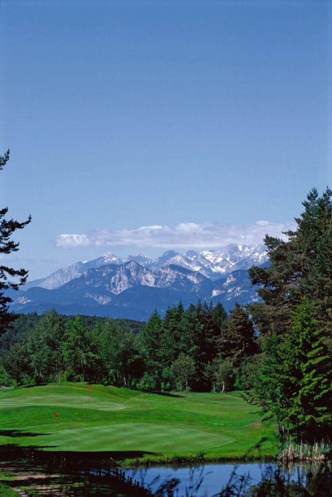 Golfclub Petersberg Hole 17 Mittel