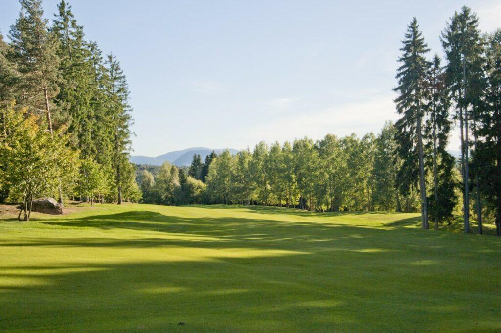 Golfclub Petersberg Hole 6 4 Mittel