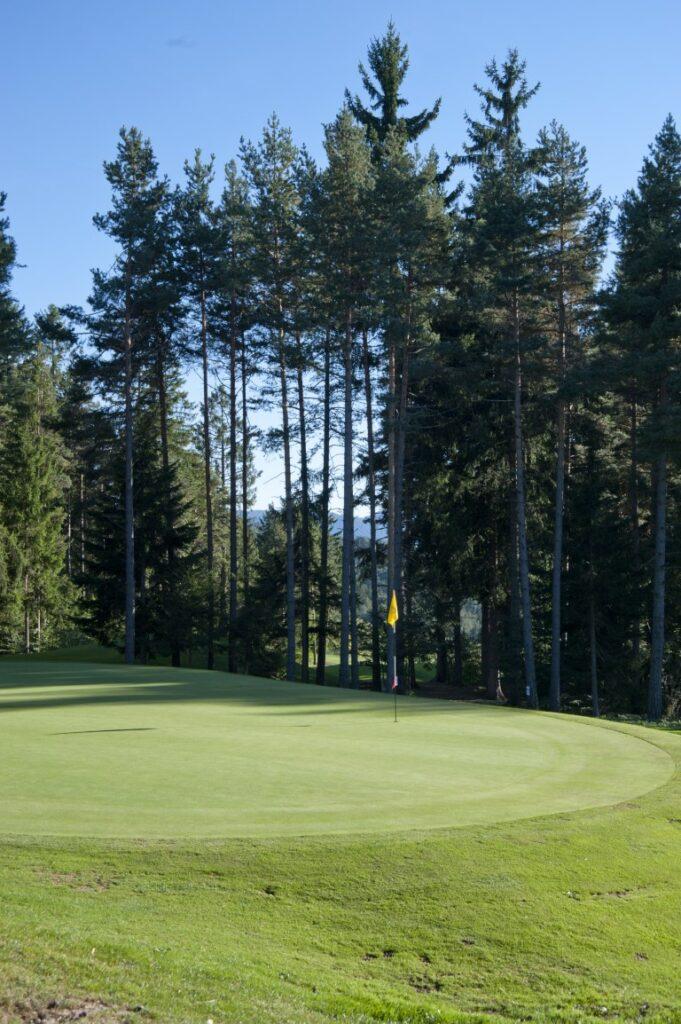 Golfclub Petersberg Hole 6 Mittel