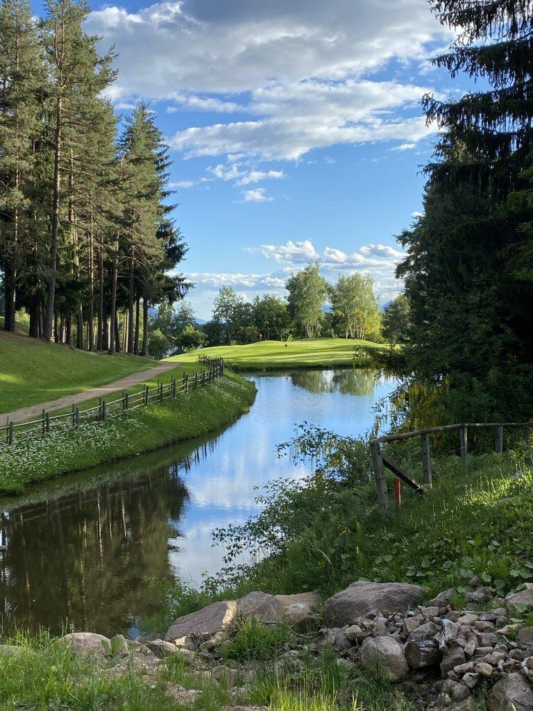 Golfclub Petersberg Loch 17 2020 Mittel rotated