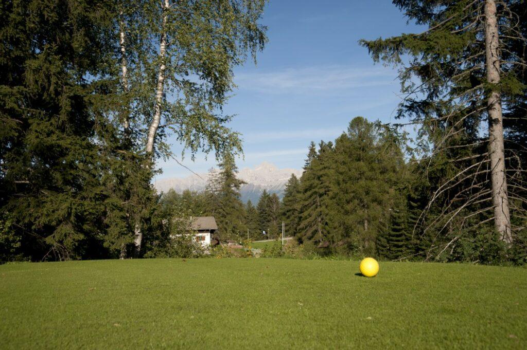 Golfclub Petersberg Tee 15 Mittel